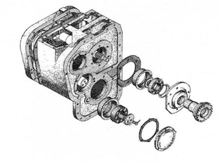 Купить Ремкомплект Коробки передач (КПП) ДЗ-98.10.04.000 и другие запчасти для спецтехники в ООО «Дортехника».
