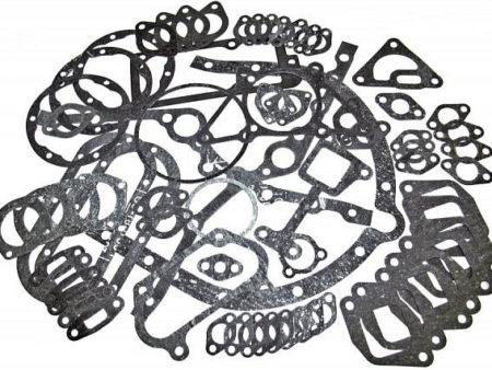 Купить Комплект прокладок двигателя ЯМЗ-238НДЗ и другие запчасти для спецтехники в ООО «Дортехника».