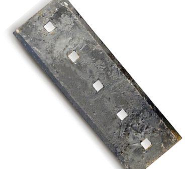 Купить Нож средний 067.55.11.004-01.2 (300НВ) и другие запчасти для спецтехники в ООО «Дортехника».