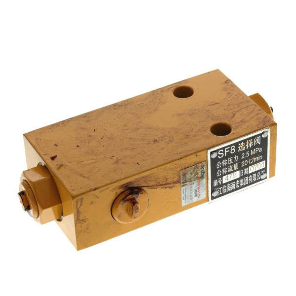 Купить Гидроклапан XCMG и другие запчасти для спецтехники в ООО «Дортехника».