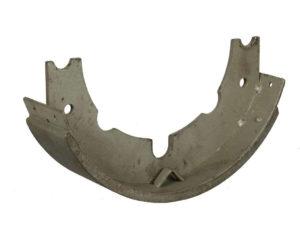 Купить Колодка ручного тормоза нового образца XCMG и другие запчасти для спецтехники в ООО «Дортехника».