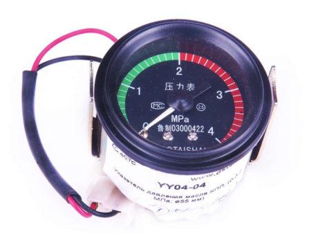 Купить Указатель давления масла КПП SHANTUI SL30W и другие запчасти для спецтехники в ООО «Дортехника».