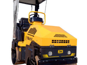 Купить Каток тротуарный DM-02-VD и другую дорожную технику по низкой цене в ООО «Дортехника».