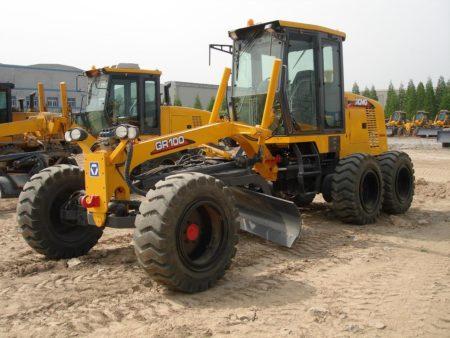 Купить Автогрейдер XCMG GR100 и другую дорожную технику по низкой цене в ООО «Дортехника».