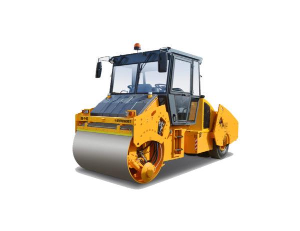Купить Каток комбинированный вибрационный RV-11,0 DS и другую дорожную технику по низкой цене в ООО «Дортехника».