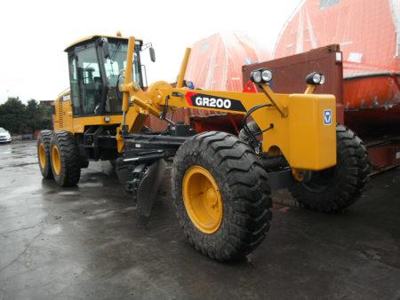 Купить Автогрейдер XCMG GR200 и другую дорожную технику по низкой цене в ООО «Дортехника».
