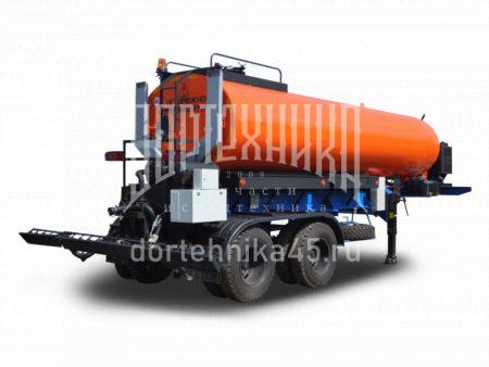 Купить Полуприцепной автогудронатор и другую дорожную технику по низкой цене в ООО «Дортехника».