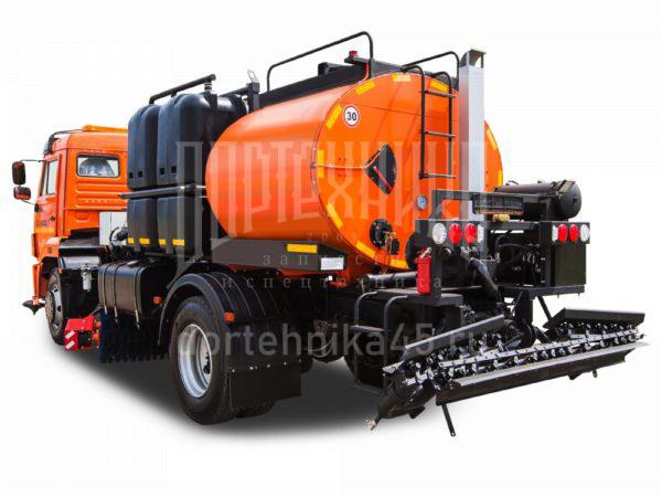 Купить Автогудронатор КамАЗ 43253 + ПМО и другую дорожную технику по низкой цене в ООО «Дортехника».