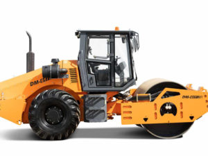 Купить Каток грунтовый DM-617 комбинированный и другую дорожную технику по низкой цене в ООО «Дортехника».