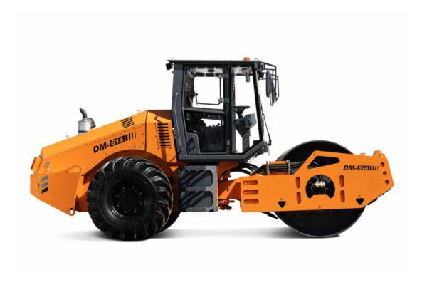 Купить Каток грунтовый DM-614 комбинированный и другую дорожную технику по низкой цене в ООО «Дортехника».