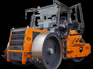 Купить Каток статический DM-13-SD и другую дорожную технику по низкой цене в ООО «Дортехника».