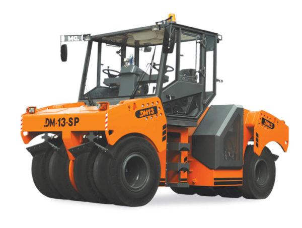 Купить Каток пневмоколесный DM-13-SP и другую дорожную технику по низкой цене в ООО «Дортехника».