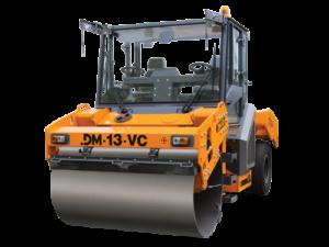 Купить Каток комбинированный вибрационный DM-13-VC и другую дорожную технику по низкой цене в ООО «Дортехника».