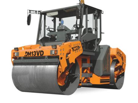 Купить Каток вальцовый DM-13-VD и другую дорожную технику по низкой цене в ООО «Дортехника».