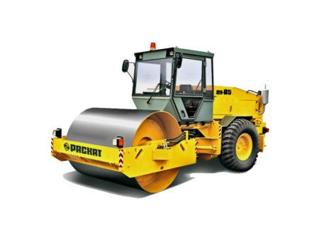 Купить Каток грунтовый ДУ-85 и другую дорожную технику по низкой цене в ООО «Дортехника».