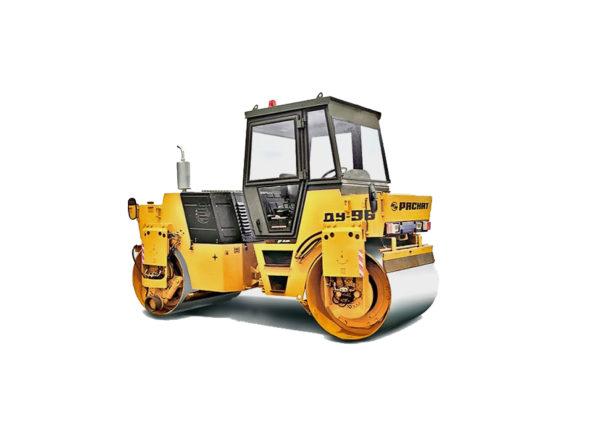 Купить Каток вальцовый ДУ-96 и другую дорожную технику по низкой цене в ООО «Дортехника».