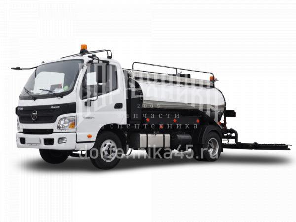 Купить Автогудронатор Foton и другую дорожную технику по низкой цене в ООО «Дортехника».