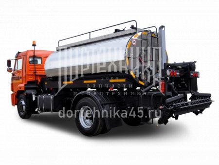 Купить Автогудронатор КамАЗ 43253 и другую дорожную технику по низкой цене в ООО «Дортехника».
