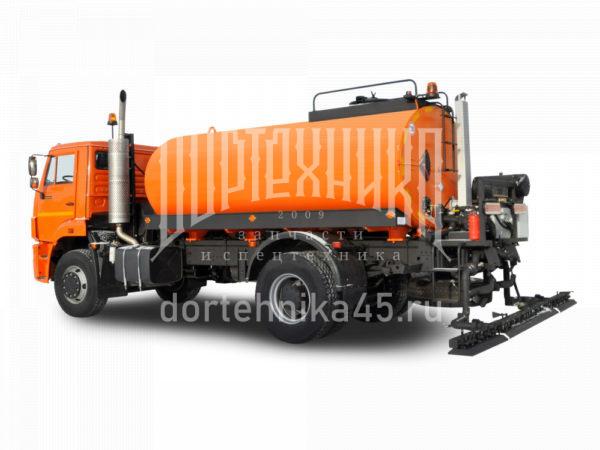 Купить Автогудронатор КамАЗ 53605 и другую дорожную технику по низкой цене в ООО «Дортехника».