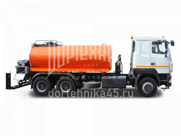 Купить Автогудронатор МАЗ 6312 и другую дорожную технику по низкой цене в ООО «Дортехника».