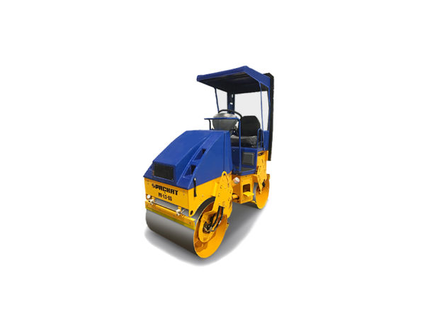 Купить Каток тротуарный RV-1,5DD и другую дорожную технику по низкой цене в ООО «Дортехника».