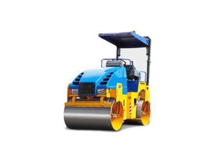 Купить Каток тротуарный RV-2,0DD и другую дорожную технику по низкой цене в ООО «Дортехника».