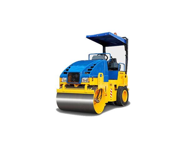 Купить Каток тротуарный RV-3,0DS и другую дорожную технику по низкой цене в ООО «Дортехника».