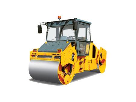 Купить Каток вальцовый RV-11,0 DD и другую дорожную технику по низкой цене в ООО «Дортехника».