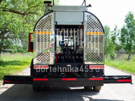 Купить Автогудронатор КамАЗ 43253М и другую дорожную технику по низкой цене в ООО «Дортехника».
