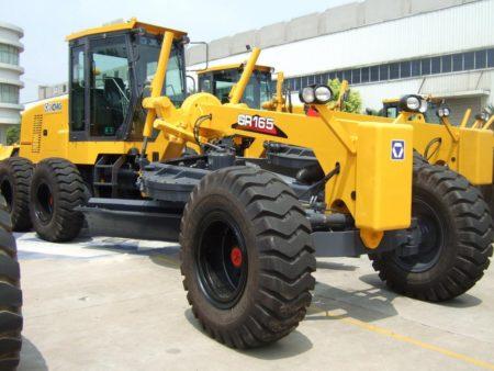 Купить Автогрейдер XCMG GR165 и другую дорожную технику по низкой цене в ООО «Дортехника».