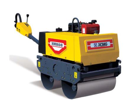 Купить Каток тротуарный XMR08 и другую дорожную технику по низкой цене в ООО «Дортехника».