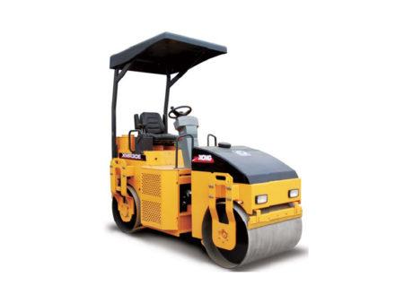 Купить Каток тротуарный XMR30E и другую дорожную технику по низкой цене в ООО «Дортехника».