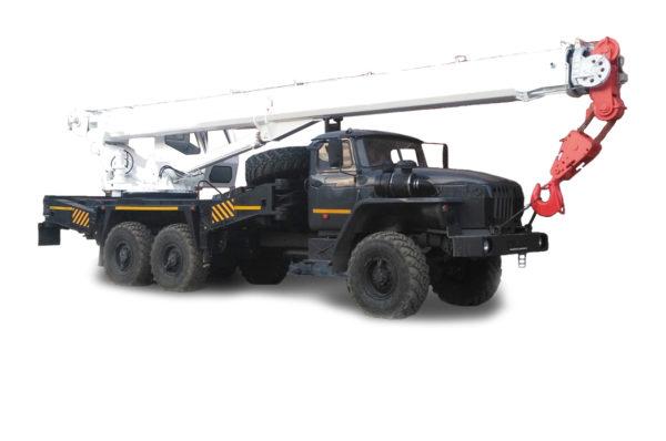Купить Автокран УРАЛ КС-55733-26 и другую дорожную технику по низкой цене в ООО «Дортехника».