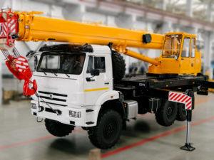 Купить Автокран КамАЗ КС-45717К-3М (СТРЕЛА 22 М) и другую дорожную технику по низкой цене в ООО «Дортехника».