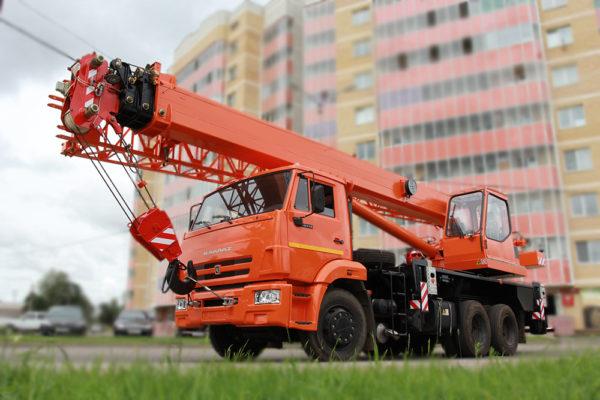 Купить Автокран КамАЗ-65115 КС-55713-1К-3 (6х4) и другую дорожную технику по низкой цене в ООО «Дортехника».
