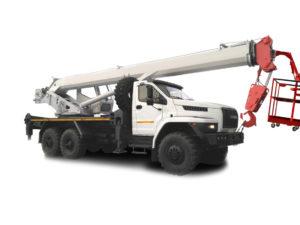 Купить Автокран УРАЛ NEXT КС-55732-22 и другую дорожную технику по низкой цене в ООО «Дортехника».