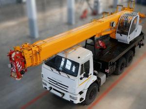 Купить Автокран КамАЗ КС-45717К-3Р и другую дорожную технику по низкой цене в ООО «Дортехника».