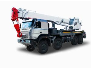 Купить Автокран УРАЛ КС-65717-34 8х8 и другую дорожную технику по низкой цене в ООО «Дортехника».