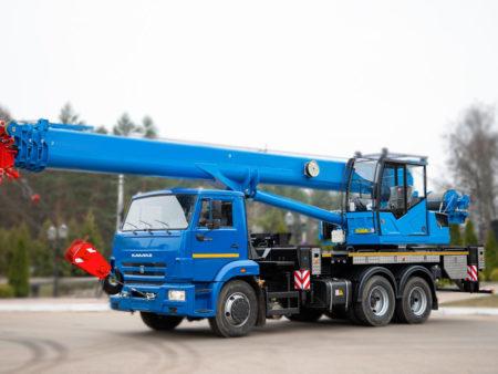 Купить Автокран КамАЗ-65115 КС-55729-1К-3 (6х4) и другую дорожную технику по низкой цене в ООО «Дортехника».