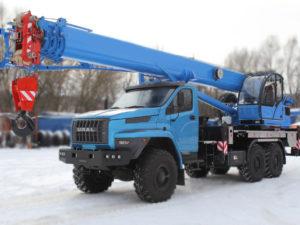 Купить Автокран УРАЛ NEXT 4320 КС-55729-3К-3 (6х6) и другую дорожную технику по низкой цене в ООО «Дортехника».