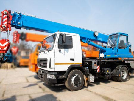 Купить Автокран МАЗ-5340С2 КС-35719-5-02 и другую дорожную технику по низкой цене в ООО «Дортехника».
