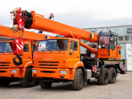 Купить Автокран КамАЗ-43118 КС-55729-5К-3 (6х6) и другую дорожную технику по низкой цене в ООО «Дортехника».