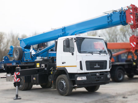 Купить Автокран МАЗ-5340С2 КС-45719-5К-1В и другую дорожную технику по низкой цене в ООО «Дортехника».