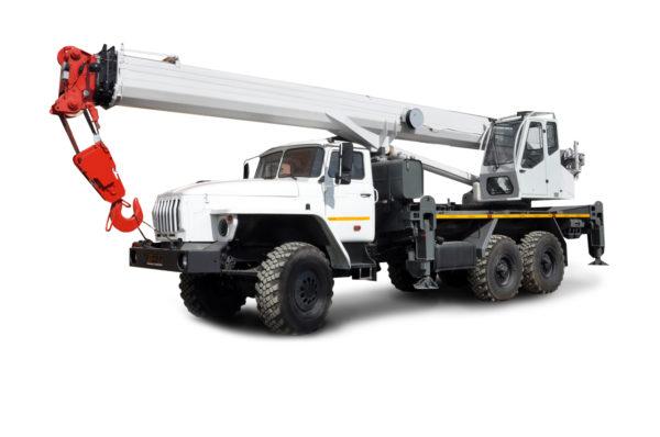 Купить Автокран УРАЛ КС-55732-33 и другую дорожную технику по низкой цене в ООО «Дортехника».