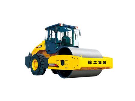 Купить Каток грунтовый XS222 и другую дорожную технику по низкой цене в ООО «Дортехника».