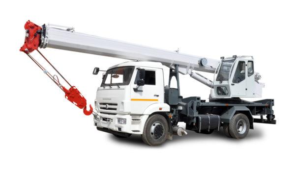 Купить Автокран КамАЗ КС-45734-19 и другую дорожную технику по низкой цене в ООО «Дортехника».
