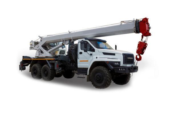 Купить Автокран УРАЛ-NEXT КС-45734-19 и другую дорожную технику по низкой цене в ООО «Дортехника».