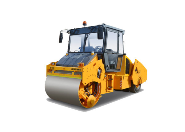 Купить Каток комбинированный вибрационный RV-9,0 DS и другую дорожную технику по низкой цене в ООО «Дортехника».