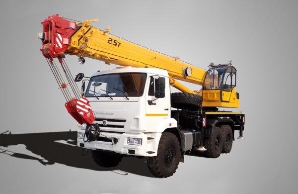 Купить Автокран КамАЗ КС-5576-5-21 и другую дорожную технику по низкой цене в ООО «Дортехника».