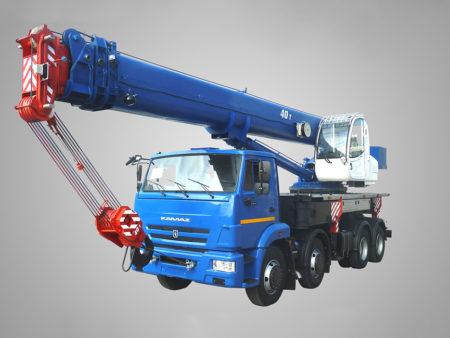 Купить Автокран КамАЗ КС-65740-5 и другую дорожную технику по низкой цене в ООО «Дортехника».